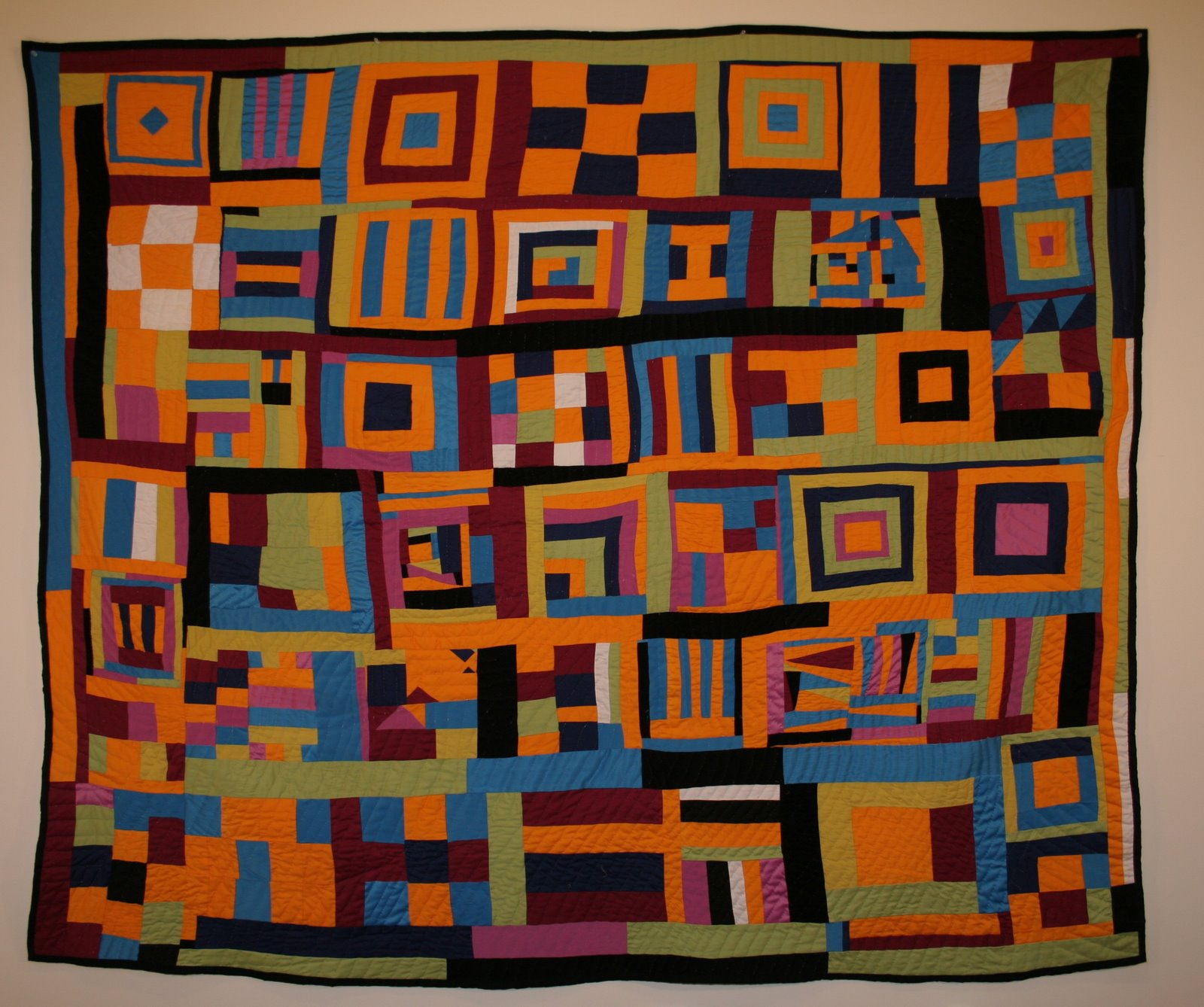 Att And Gees Bend Quilters Create Artwork To Commemorate Black